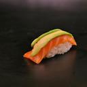 Nighiri avocado salmon 2 pieces