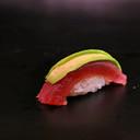 Nighiri tonno avocado 2 pezzi