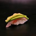 Nighiri bream avocado 2 pieces