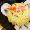 P13 BLOWN RICE WITH CRAB MEAT