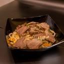 N5 Yaki Udon con manzo e verdure