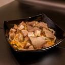 N6 Yaki Udon misto carne e verdure