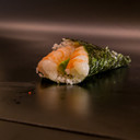 Temaki Shrimp Raw