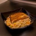 N3 yaki udon salmon
